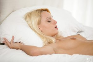 Nubile Films Erica Fontes & Hayden Winters in Romantic Night in 15