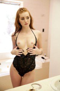 Nubile Films Natalie Lust in Red Hot Orgasm 20