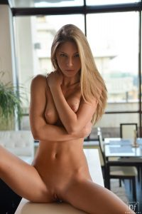 Nubile Films Ebbi in Tempted To Touch 12