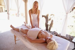 Nubile Films Dani Desire & Sierra Nevadah in Full Service 3