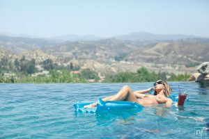 Nubile Films Jada Stevens in Poolside Pounding 2