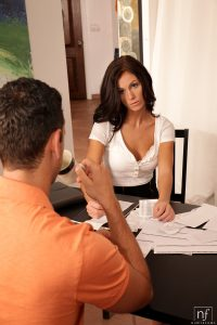 Nubile Films Whitney Westgate in A Beautiful Distraction 1