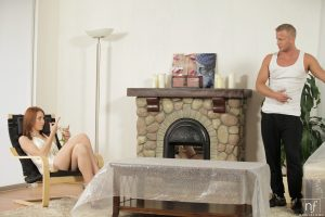 Nubile Films Serpente Edita in Get to Work 1