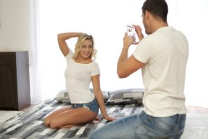 Nubile Films Christen Courtney in Tickle Fight 1