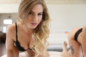 Nubile Films Gia Paige & Sydney Cole in Bedroom Buddies 2