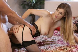 Nubile FIlms Stella Cox in Waiting On You 10