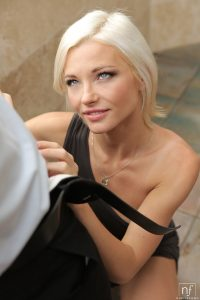 Nubile Films Azazai in Risque Romance 3