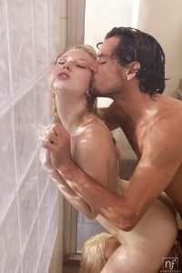 Nubile Films Elsa Jean & Lily Rader in Soaking Wet 11