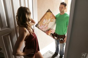 Nubile Films Alexis Adams & Kirsten Lee in Three Lovers 2