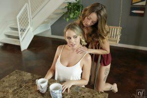 Nubile Films Alexis Adams & Kirsten Lee in Three Lovers 1