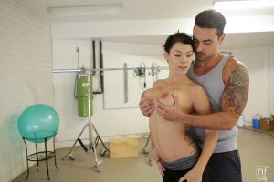 NF Busty Peta Jensen in Big Boob Workout with Ryan Driller 5