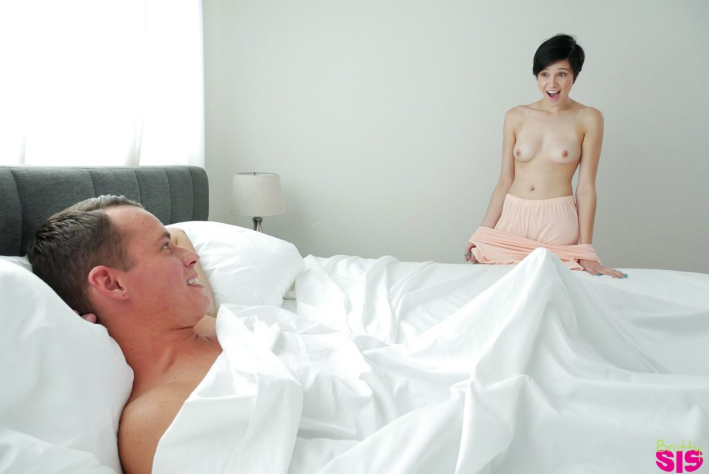 Stepbrother cums in my bedroom erin electra electrachrist - 1 part 5