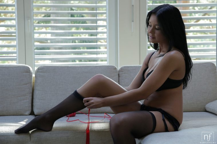Nubile Films Mia Manarote in Long Awaited 16
