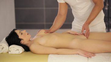 Nubile Films Luna Ora in Hot Oil Massage 6